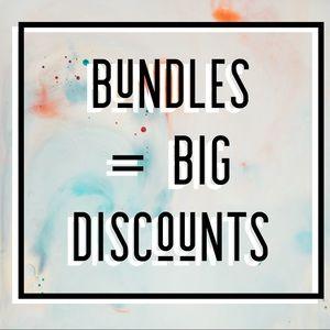 Create a bundle. Get big savings.